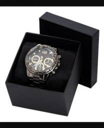 Relógio Luxo Masculino novo na caixa