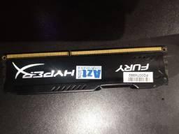 Memória RAM DDR3 4GB (usada)