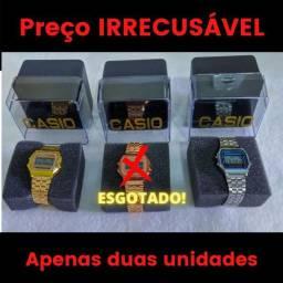 Relógio Casio Vintage Novo com Preço Imperdível