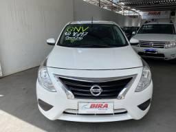 Título do anúncio: Nissan Versa 1.0 2017 com GNV última geração