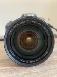 Lente Canon 28-135mm F3.5-5.6