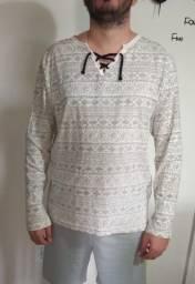 Camisa masculina.