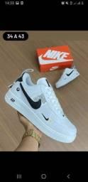 Nike air force B/P costurado c/garantia.
