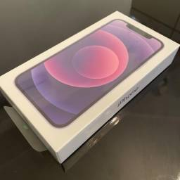 IPhone 12 64GB Roxo - Lacrado!