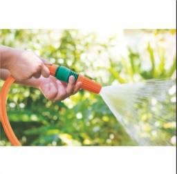 Conjunto 4 peças para Irrigação Tramontina com Engates Rápidos e Esguicho