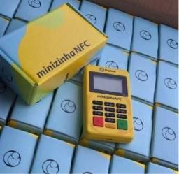 Kit Revendedor Com 10 Uunid Maquininha Minizinha mfc, lançamento
