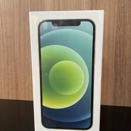 IPhone 12 64GB Verde - Lacrado!