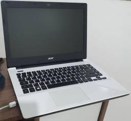 Notebook Acer não está ligado,  não sei o motivo do problema