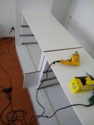 Montagem , desmontagem armário ZAP *