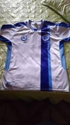 3 (três) camisas de torcida da Máfia Azul, tamanho GG