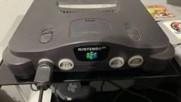 Nintendo 64 top