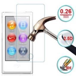 Para iPod Nano 7 Geração - Película de Vidro