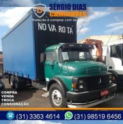 Mb L1113 Truck Bau Sider