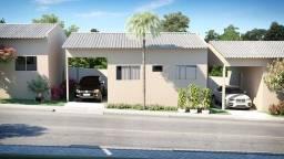 Título do anúncio: Compre sua casa em condomínio 15minutos do polo empresarial de Aparecida