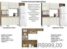 armário cozinha moldrer 304
