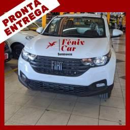 Fiat Strada Freedom 1.3 CS 0 Km - 2021  Mais completa da categoria!