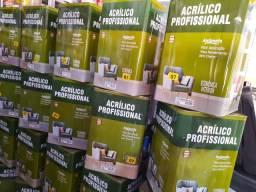 Oferta tinta 18L rende 252m² na Cuiabá tintas  - imperdível!!!