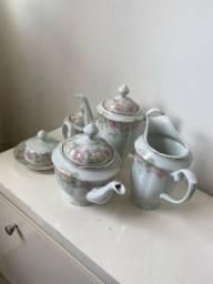 Aparelho Chá e Café