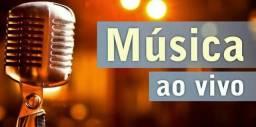Título do anúncio: Música ao vivo