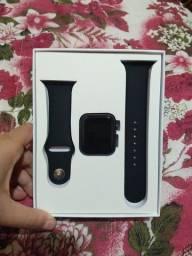 Relógio Smartwatch IWO 13 40mm NOVO com 4 pulseiras