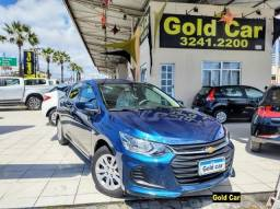 Chevrolet Onix Plus Turbo AT 2020 - ( Apenas 31 Mil KM, Padrao Gold Car )
