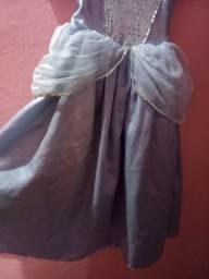 Vestido Princesa infantil