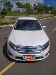 Ford Fusion 2011 Branco! Imperdível