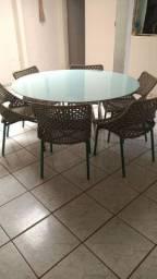 Mesa 8 cadeiras