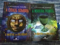 Livros mestre de relíquias