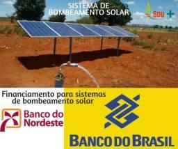 Bombas solar