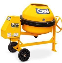 Betoneira 400L CSM - nova - entrega gratis