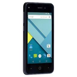 Celular Smartphone Qbex Joy 8GB Dual Chip Desbloqueado Cinza