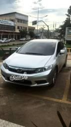 Vendo ou troco Honda Civic Automático LXS - 2013