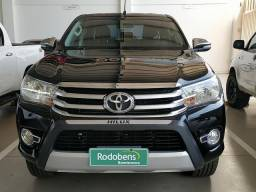 TOYOTA HILUX 2016/2016 2.8 SRV 4X4 CD 16V DIESEL 4P AUTOMATICO - 2016