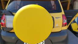 Capa estep courvin amarelo crosfoxx
