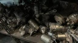 Motor de arranque Renault e Nissan