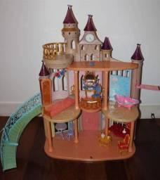 Super Castelo Encantado das Princesas Disney