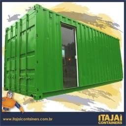 Escritorio container
