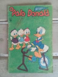 Pato Donald raríssimo 1971