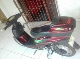 Moto elétrica. 50cc - 2012