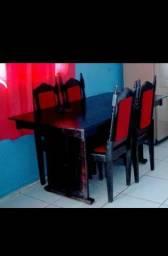 Mesa de imbuia