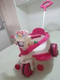 Triciclo Infantil Princesas Disney