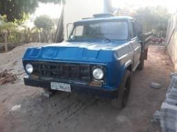 D-10 Camionete - Diesel Carro Bom - 1988