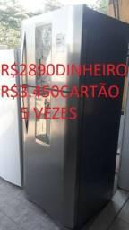 Refrigerador electrolux dt80x . aberto amanha ate 12 horas