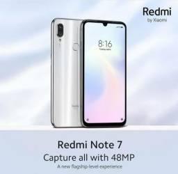 Xiaomi Redmi Not 7 64gb-Novos Versão Global - branco A pronta entrega