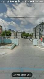 Apartamento 90 mil no Res. Teotônio Vilela, 3 quartos, Nascente, Serraria