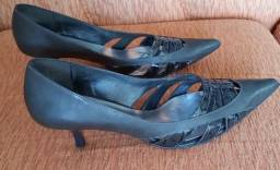 Sapato de salto nº 38