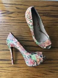 Sapato Schutz- Usado