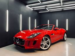 Jaguar F-Type Roadster S