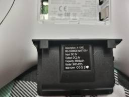 Baterias do controle do xbox one s